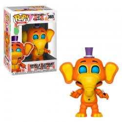 Freddy Fatbear's Pizzeria Funko Pop Orville Elephant Five Nights at Freddy's