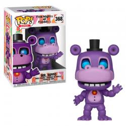 Freddy Fatbear's Pizzeria Funko Pop Mr Hippo Five Nights at Freddy's