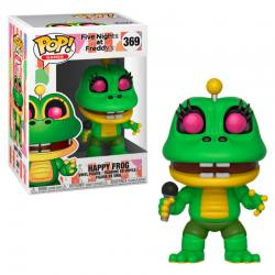 Freddy Fatbear's Pizzeria Funko Pop Happy Frog Five Nights at Freddy's