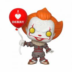 Funko Pop It 2 Pennywise Balloon Derry
