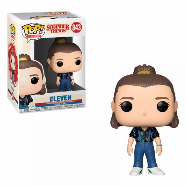 Funko Pop Eleven Stranger Things Temporada 3