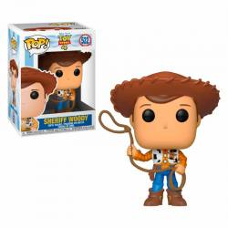 Toy Story 4 Funko Pop Sheriff Woody