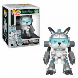 Rick And Morty Funko Pop Exoskeleton Snowball