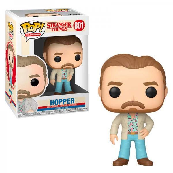 Funko Pop Hopper Date Night Stranger Things 3