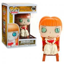 Annabelle en Silla Funko Pop Annabelle Vuelve a Casa