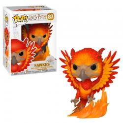Funko Pop FAWKES Harry Potter