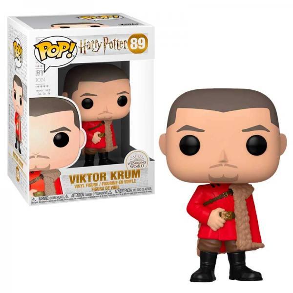 Funko Pop Harry Potter Viktor Krum Yule Ball