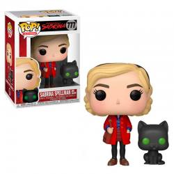 Funko Pop Sabrina Spellman and Salem - Sabrina