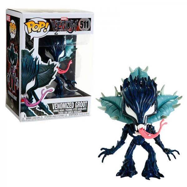 FUNKO POP Venom GROOT Venomizado