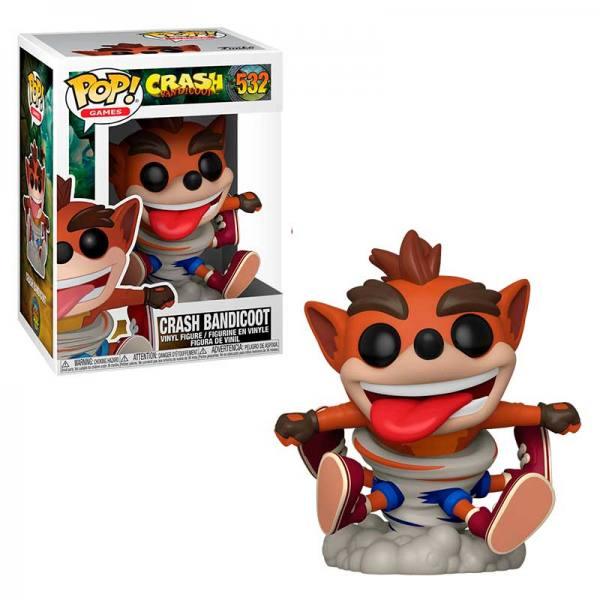 Crash Bandicoot Funko Pop Crash Bandicoot