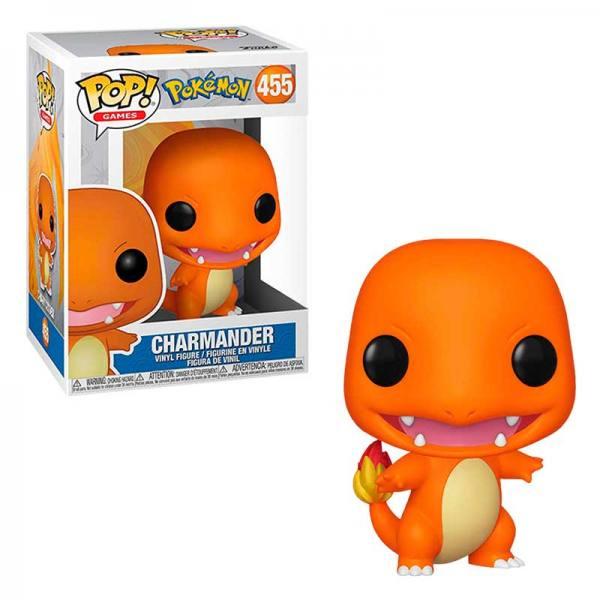 Funko Pop Pokemon - Charmander