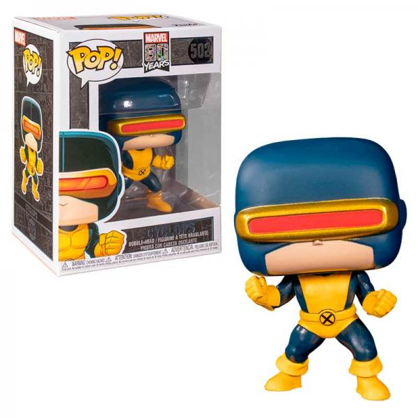 Funko Pop Marvel 80th Cyclops First Appearance
