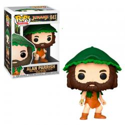 Funko Pop Jumanji Alan Parrish