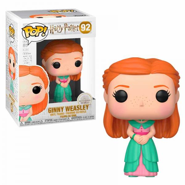 Funko Pop Ginny Weasley Yule Ball - Harry Potter