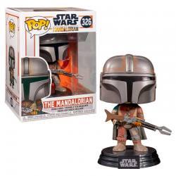 Funko Pop Star Wars The Mandalorian El Mandaloriano