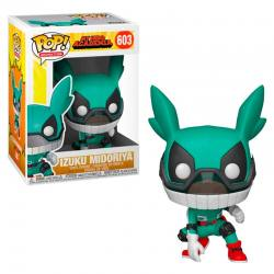 Funko Pop Deku con Casco - My Hero Academia