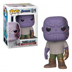 Funko Pop Casual Thanos con Guantelete