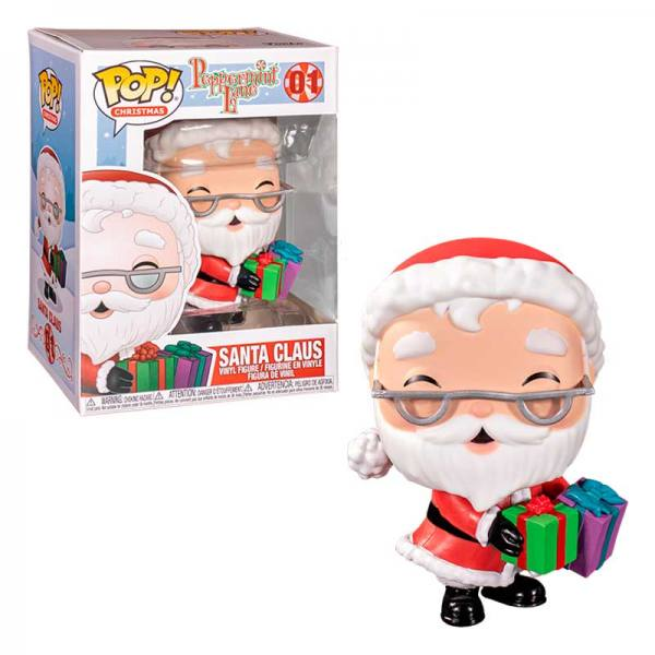 Funko Pop Santa Claus - Peppermint Lane