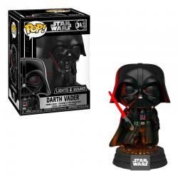 Funko Pop Darth Vader con Luz y Sonido - Star Wars