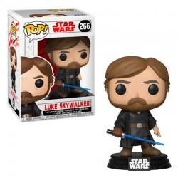 Funko Pop Luke Skywalker Final Battle Star Wars Episodio 8
