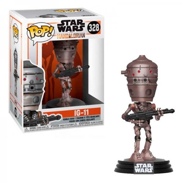 Funko Pop IG-11 Star Wars The Mandalorian