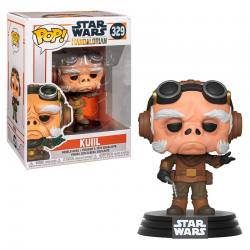 Funko Pop Kuiil Star Wars The Mandalorian