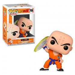 Funko Pop Krillin Disco Destructor Dragón Ball Z
