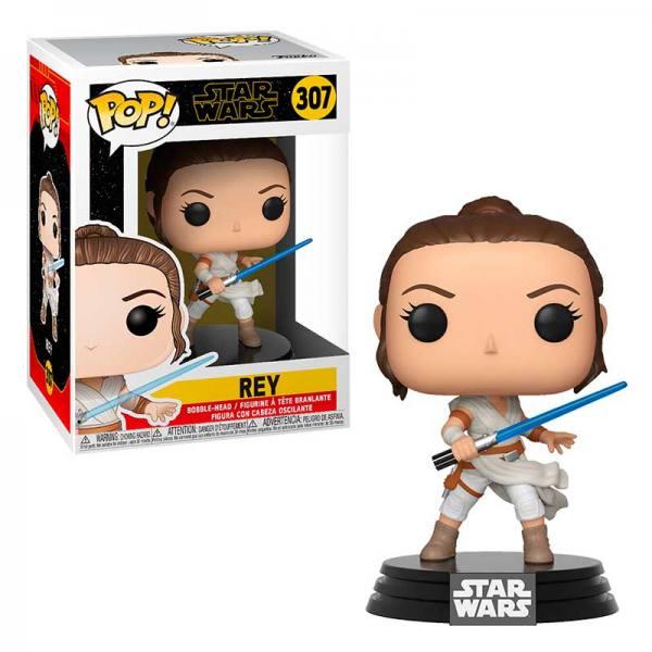 Funko Pop Rey - Star Wars Episodio IX: El Ascenso De Skywalker