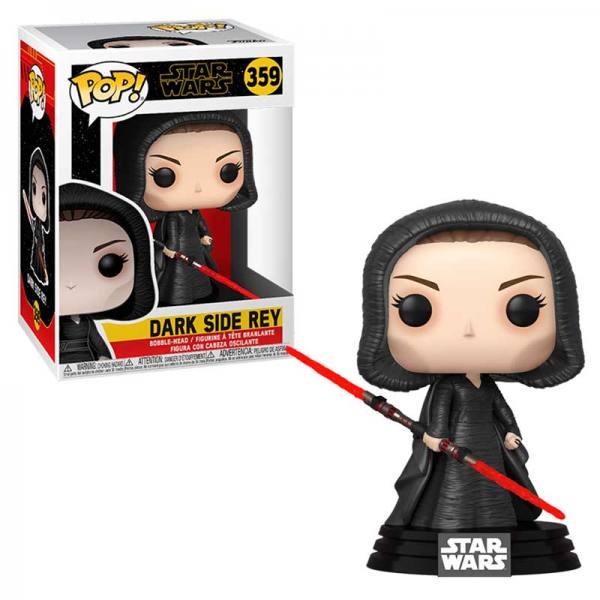 Funko Pop Dark Side Rey - Star Wars Episodio 9