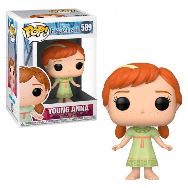 Funko Pop Frozen 2 Young Anna
