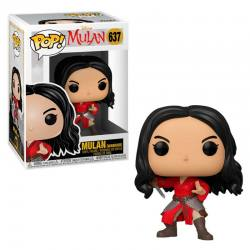 Funko Pop Disney Mulan Warrior