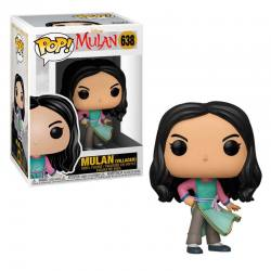 Funko Pop Disney Mulan Villager