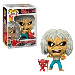 Funko Pop Iron Maiden Number Of The Beast Eddie