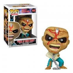Funko Pop Iron Maiden Piece Of Mind Eddie