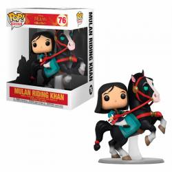 Funko Pop Mulan en Khan