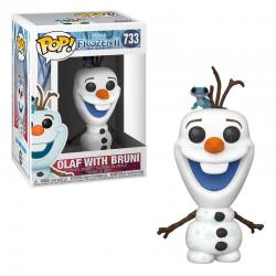 Funko Pop Olaf con Bruni