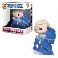 Funko Pop Elsa en Nokk Frozen