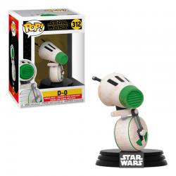 Funko Pop Star Wars Episodio 9 D-0