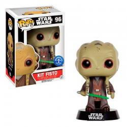 Funko Pop Star Wars Kit Fisto - Exclusivo