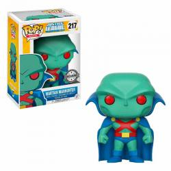 Funko Pop Detective Marciano Justice League - Exclusivo