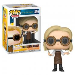 Funko Pop Doctor Who 13th Doctor Con Gafas