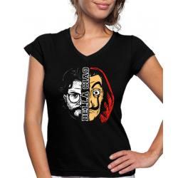 Camiseta Mujer La Casa de Papel Bella Ciao