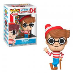 Funko Pop Wally - ¿Donde esta Wally?