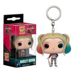 Llavero Funko Pop Harley Quinn