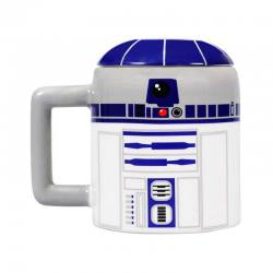 Taza Star Wars R2-D2 Con Tapa