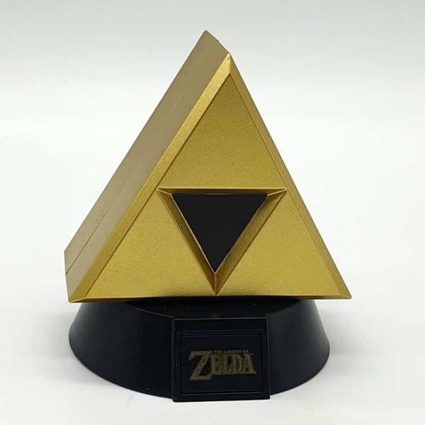 Lampara Zelda Trifuerza