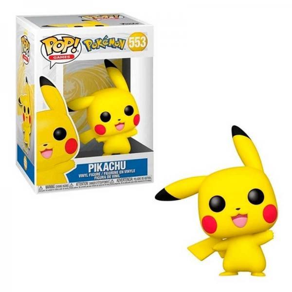 Funko Pop Pikachu Pokemon