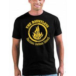 Camiseta Divergente OSADIA - Dauntless