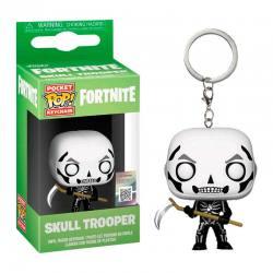 Llavero Funko Pop Skull Trooper Fortnite