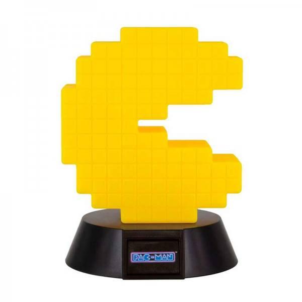 Lámpara Pac-Man 10 Cm